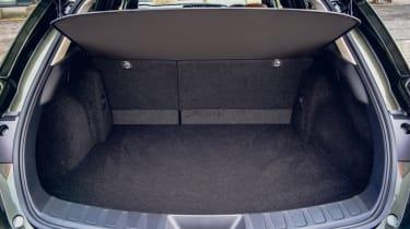 Lexus UX 300e SUV boot