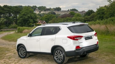 2019 SsangYong Rexton ICE special edition - Rear 3/4 static