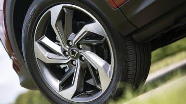 Ssangyong Korando alloy wheel