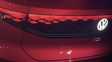2021 Volkswagen ID. Roomzz - rear light