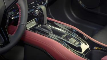 Honda HR-V SUV centre console