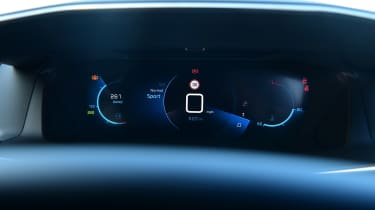 Peugeot 2008 SUV 3D i-Cockpit instruments