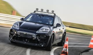 2023 electric Porsche Macan