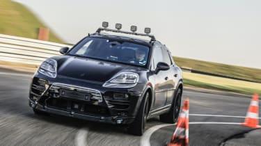 2023 electric Porsche Macan