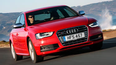 New audi a4 2014 picture