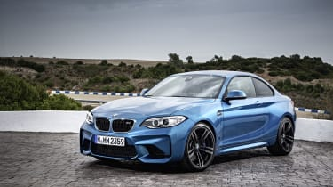 The BMW M2