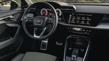 Audi A3 35 TFSI Sportback - interior and dashboard