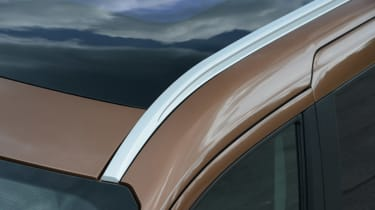 Ford Tourneo Connect MPV roof rails