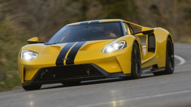 The Ford GT needs little introduction