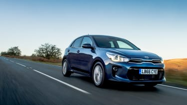 Many buyers will opt for the 2 trim, thanks to its DAB radio, reversing camera, rear parking sensors and cruise control