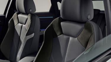 2019 Audi Q3 Sportback - front seats