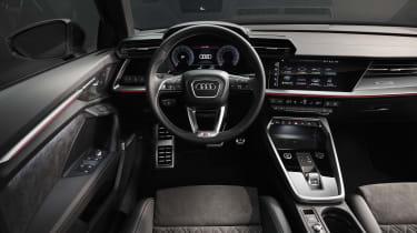 2020 Audi A3 Saloon - interior