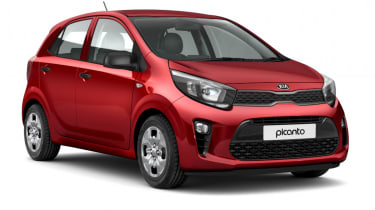Kia Picanto in '1' trim