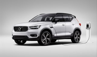 Volvo XC40 T5 Twin Engine plug-in hybrid