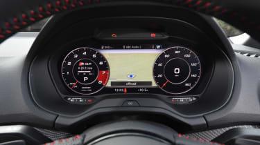 Audi SQ2 SUV instrument dials