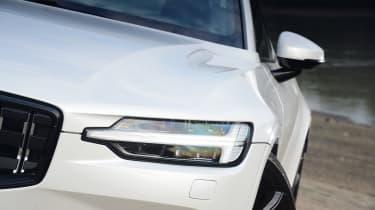 Polestar 1 coupe headlights