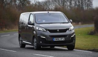 Peugeot Traveller MPV