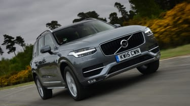 Engine choices include a 2.0-litre diesel or 2.0-litre petrol plug-in hybrid