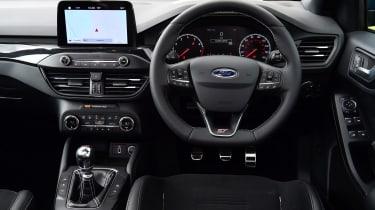 Ford Focus ST Estate interior