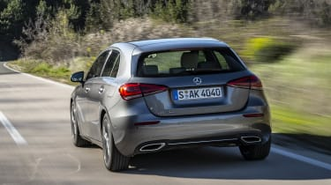 There are three trim levels to choose from: SE, Sport and top-spec AMG Line