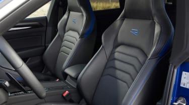 2021 Volkswagen Arteon R - interior