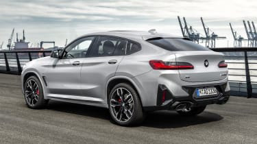 2021 BMW X4 SUV