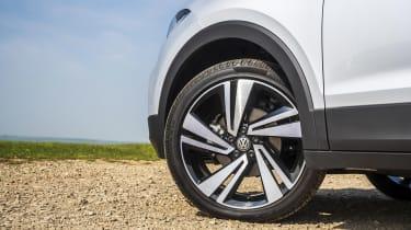 VW T-Cross alloy wheel