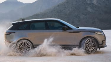 Being a Range Rover means the Velar is just as capable off the road as it is on it