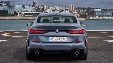 BMW 2 Series Gran Coupe saloon rear static