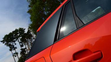 Audi Q2 - rear quarter panel