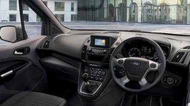 Ford Tourneo Connect MPV interior