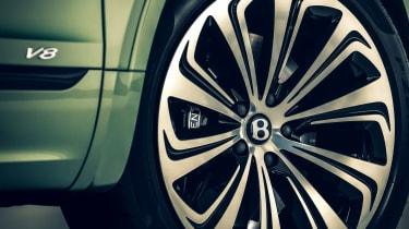 2020 Bentley Bentayga SUV - alloy wheels
