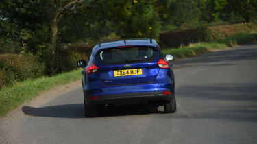 Economy is a big selling feature of the Focus, especially the 1.5-litre TDCi diesel, which manages 83.1mpg.