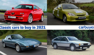 Classic cars to buy - header image
