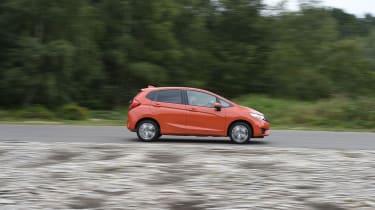 The Honda Jazz should be affordable to insure, thanks to a reasonable group 13 rating