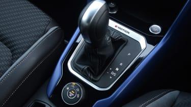 Volkswagen T-Roc R gear lever
