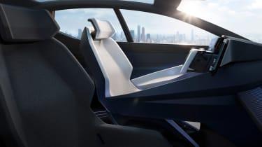 Lexus LF-Z concept - interior view