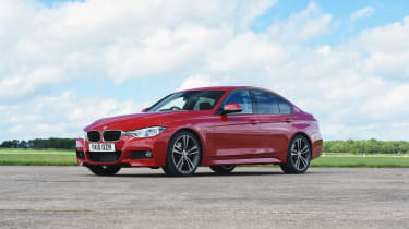 The BMW 3 series has made its name as one of the most popular compact executive saloon cars available
