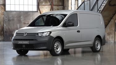 Volkswagen Caddy Maxi panel van