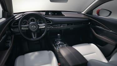 Mazda CX-30 SUV - Geneva - interior