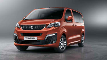 Best eight seater -  Peugeot