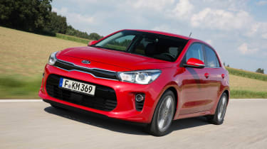 The Kia Rio is now more upmarket, with a classy interior and frugal petrol and diesel engines