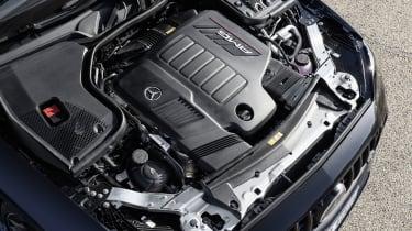 Mercedes-AMG E 53 Coupe engine
