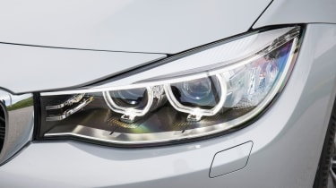 Advanced technology is on offer too, including LED headlights which automatically adjust for traffic conditions