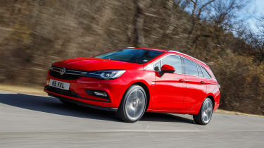 The Astra is a great all-rounder: smooth riding but agile, too