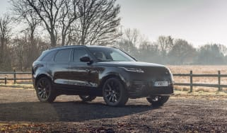 Range Rover Velar R-Dynamic Black front