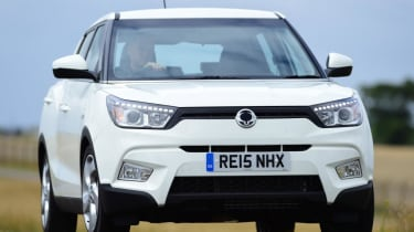 Ssangyong might not yet be a household name, but the Tivoli is its strongest offering yet.