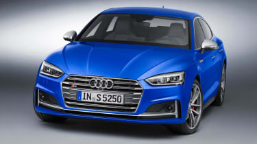 The new Audi A5 Sportback adds an extra dose of practicality to the slinky A5 Coupe range