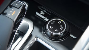 It's unlikely Peugeot will offer a 4x4 version of the 5008, but its 'grip control' system offers additional traction