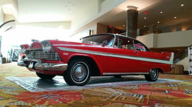 1958 Plymouth Fury – Christine